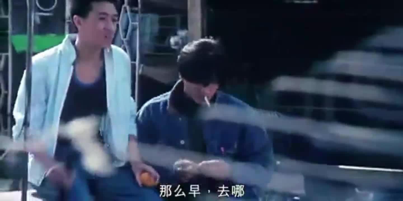 #经典看电影#张耀扬将警察派来的卧底直接绞死,不愧是乌鸦哥