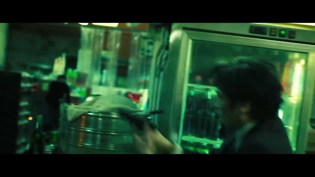 #电影片段#《使徒行者2》精彩片段,在一次行动中,两人害死自己最好的朋友