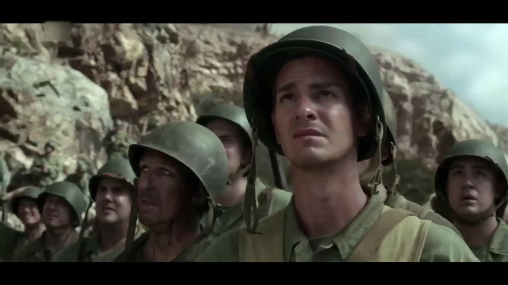 美军火炮轰炸,自己士兵都呆了,这谁能活下去