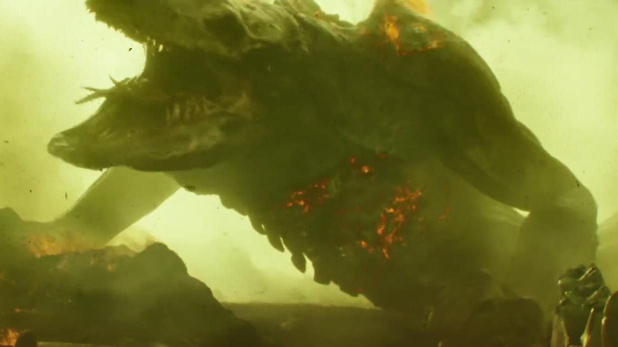 #这个视频666#3分钟带你看完电影《金刚:骷髅岛》