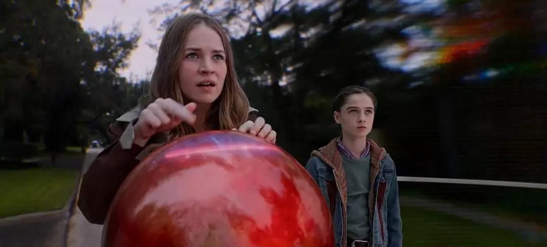 #经典看电影#一部美国科幻电影,女孩天生智商极高,一个念头就能拯救地球!