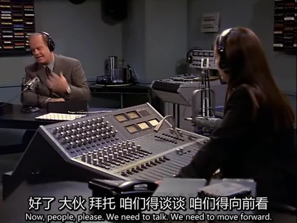 男子在直播时,突然遇到没有来电,便表示广告时间
