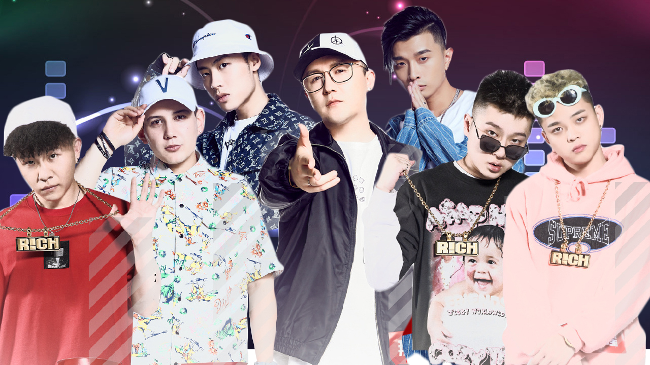 《中国新说唱》两期过后,你pick了哪位选手?