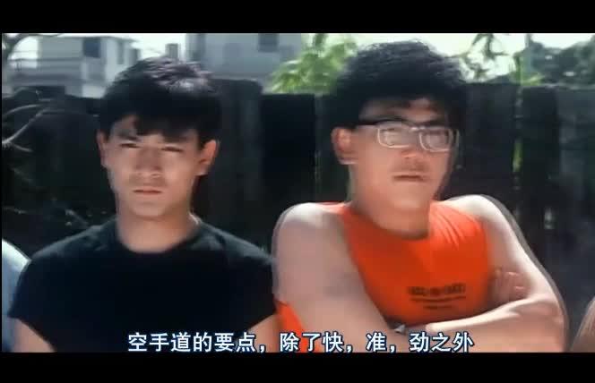 刘德华和谭咏麟是这样吃妹子豆腐的   我服了