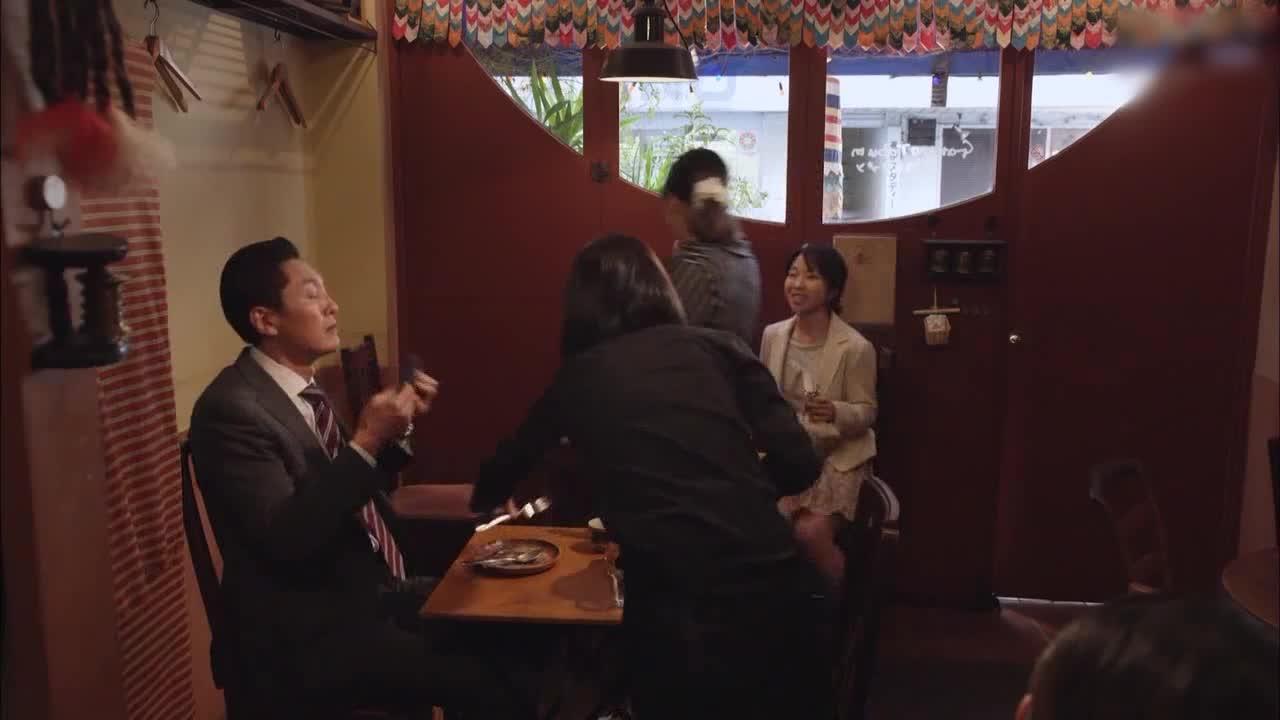 井之头五郎美食家,尝试不丹柠檬雪巴