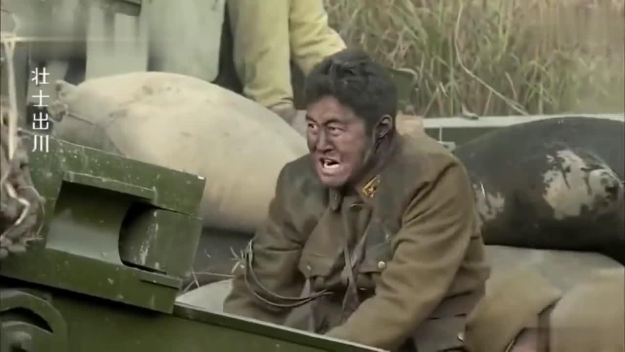 为掩护主力,国军重炮营单挑鬼子重炮群,战至最后一人一炮不退