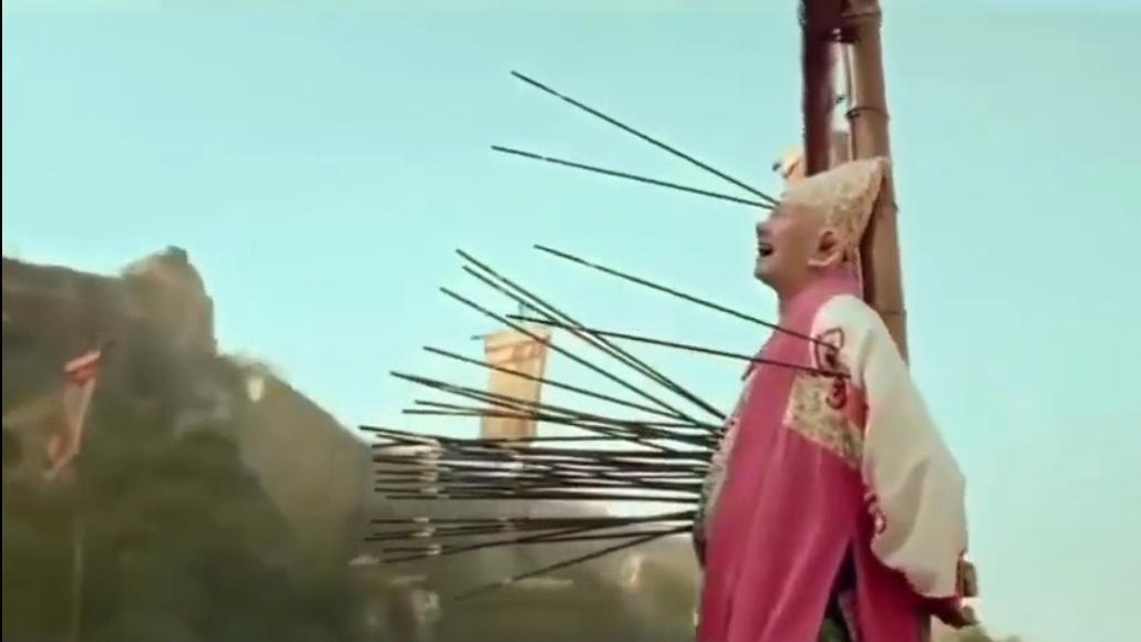 #电影迷的修养#猪八戒:这是人干的事吗?是不是玩不起
