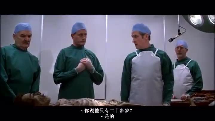 解剖室的干尸突然复活,吸收医生阳气变年轻小伙
