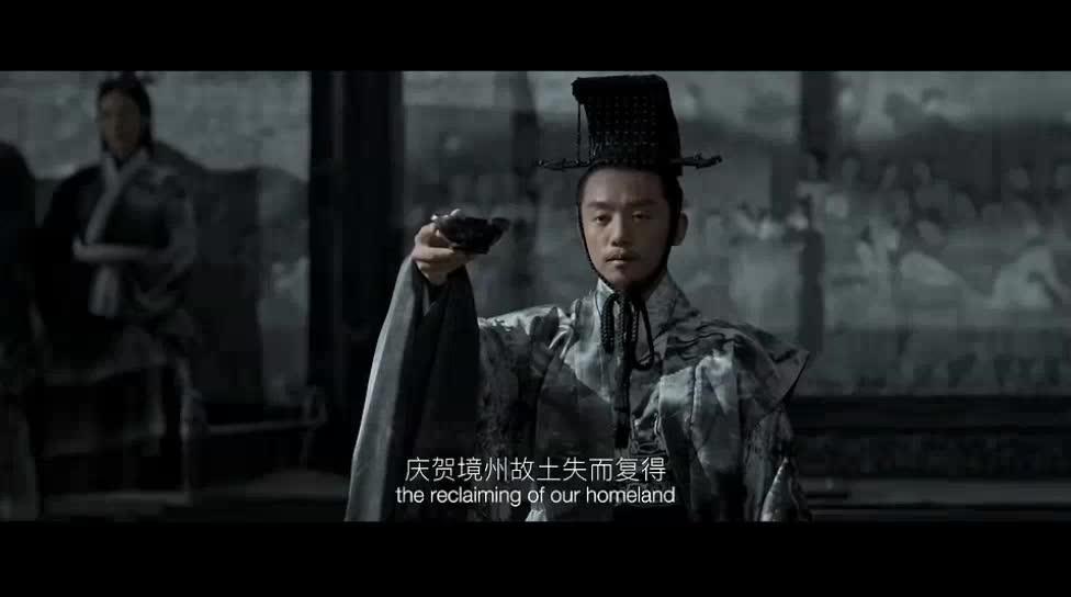 做王的人,心都是够狠的,邓超病的不行了还要赶尽杀绝