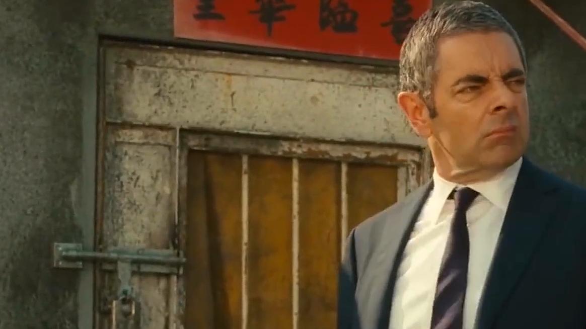 #电影片段#在国外演了一辈子喜剧,来到中国之后,看到这环境都懵了
