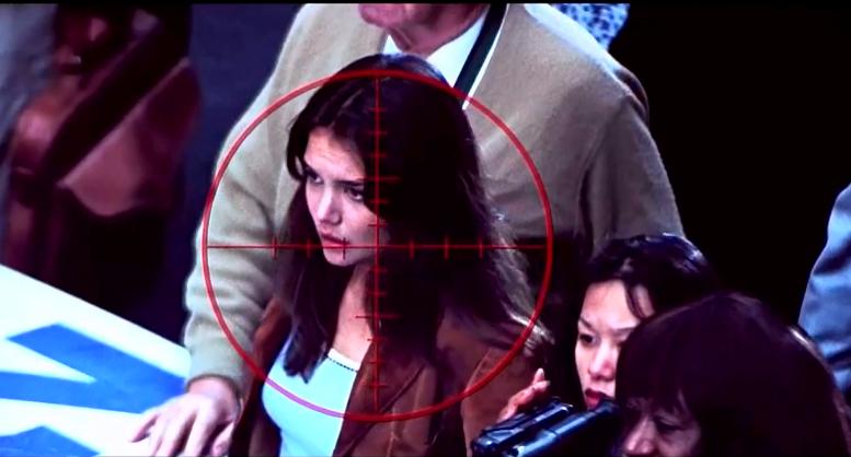 #经典电影#几分钟看完因背叛妻子被杀手狙杀的惊悚片《狙击电话亭》