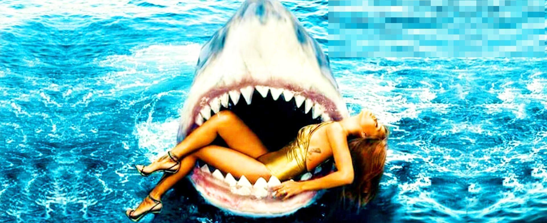#这个视频666#三分钟带你看完电影《鲨海逃生》