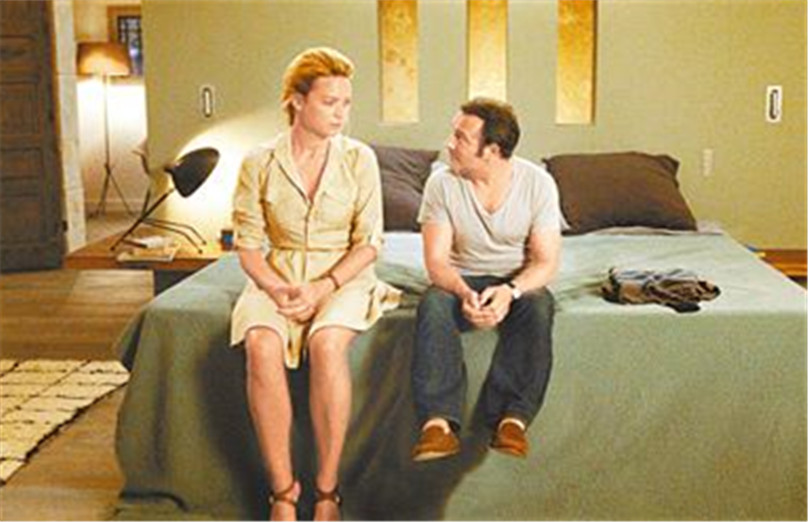 #热映新片#5分钟看完法国爱情电影《缩水情人梦》我短小,但精悍!