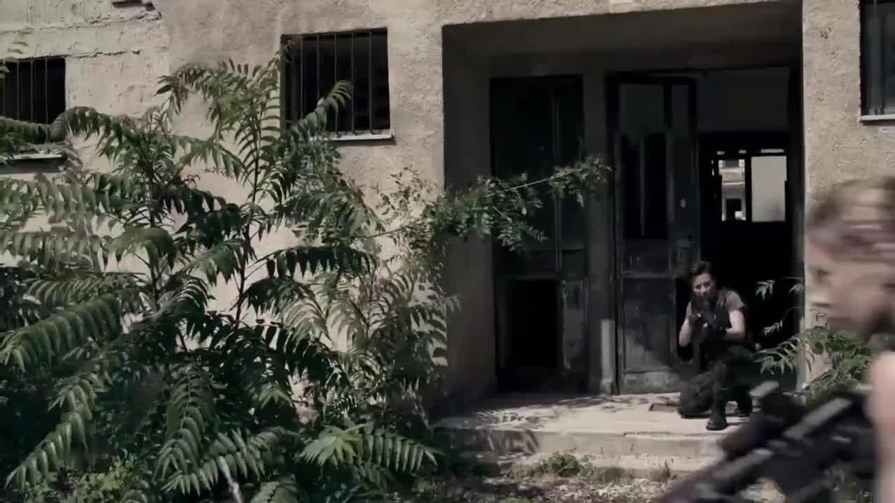 #经典看电影#特种兵潜入切尔诺贝利作战,让我想起了《使命召唤4》