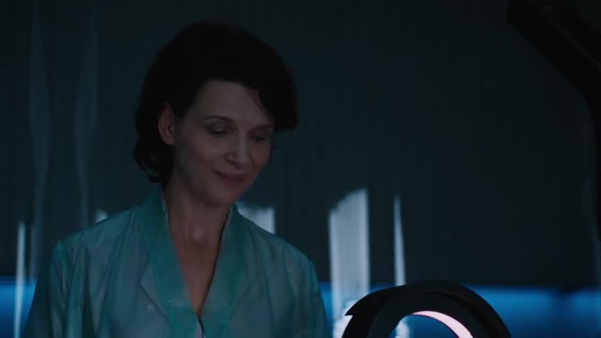 攻壳机动队:女博士告诉密拉,只有行动才能赋予人格