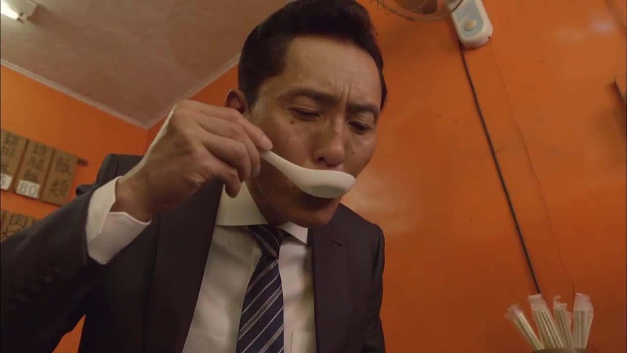 井之头五郎美食家,尝试干面