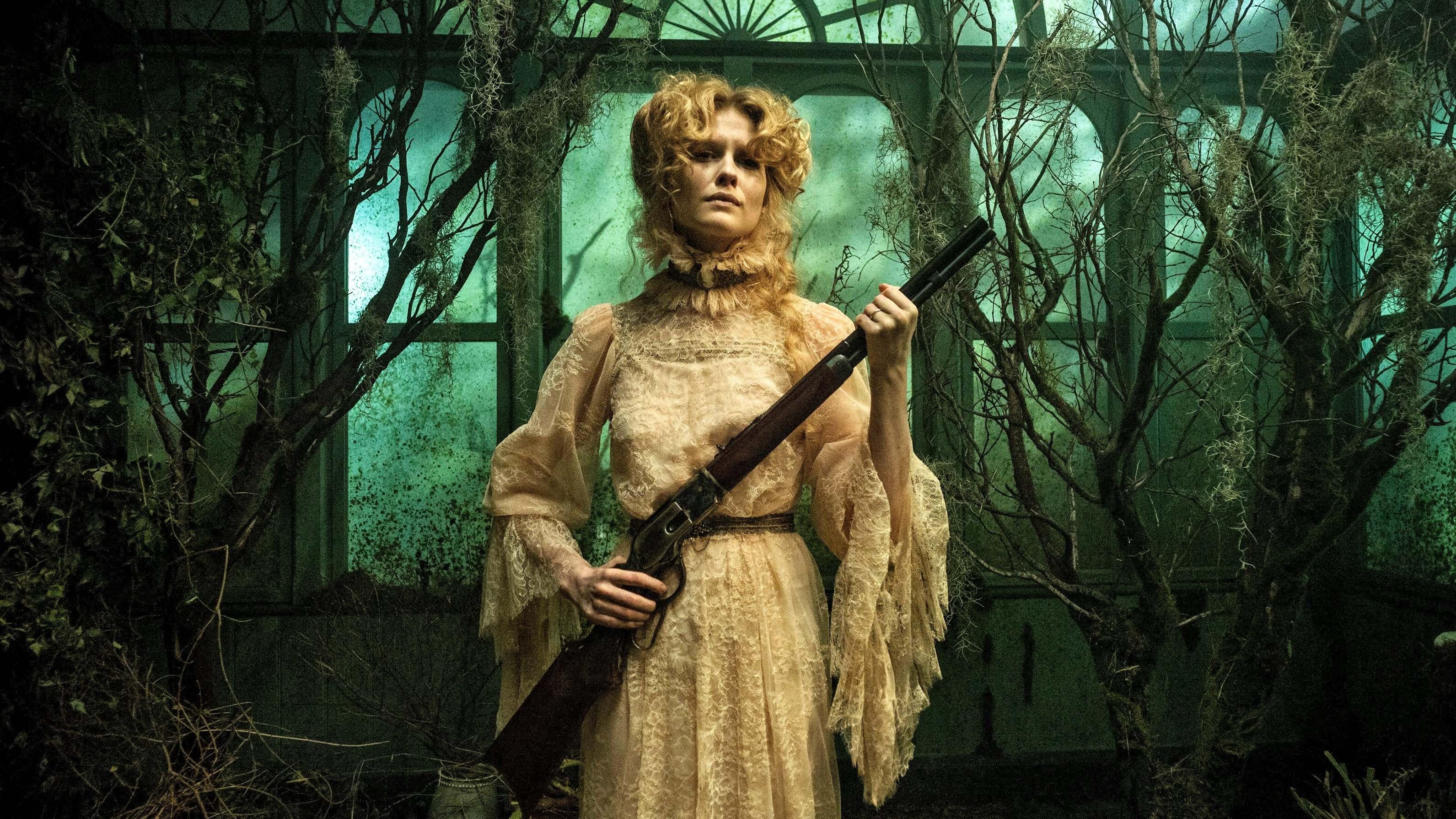 #惊悚看电影#连鬼魂都会迷路的传奇鬼屋历险记。电影《温彻斯特鬼屋》