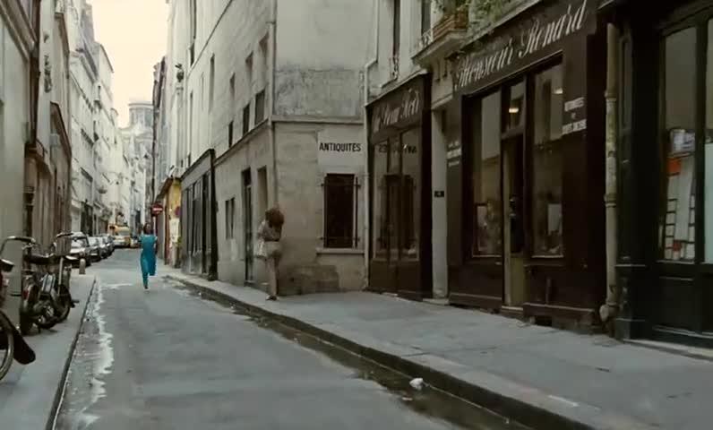 法兰西玫瑰苏菲玛索为爱追火车,看这段虐哭了