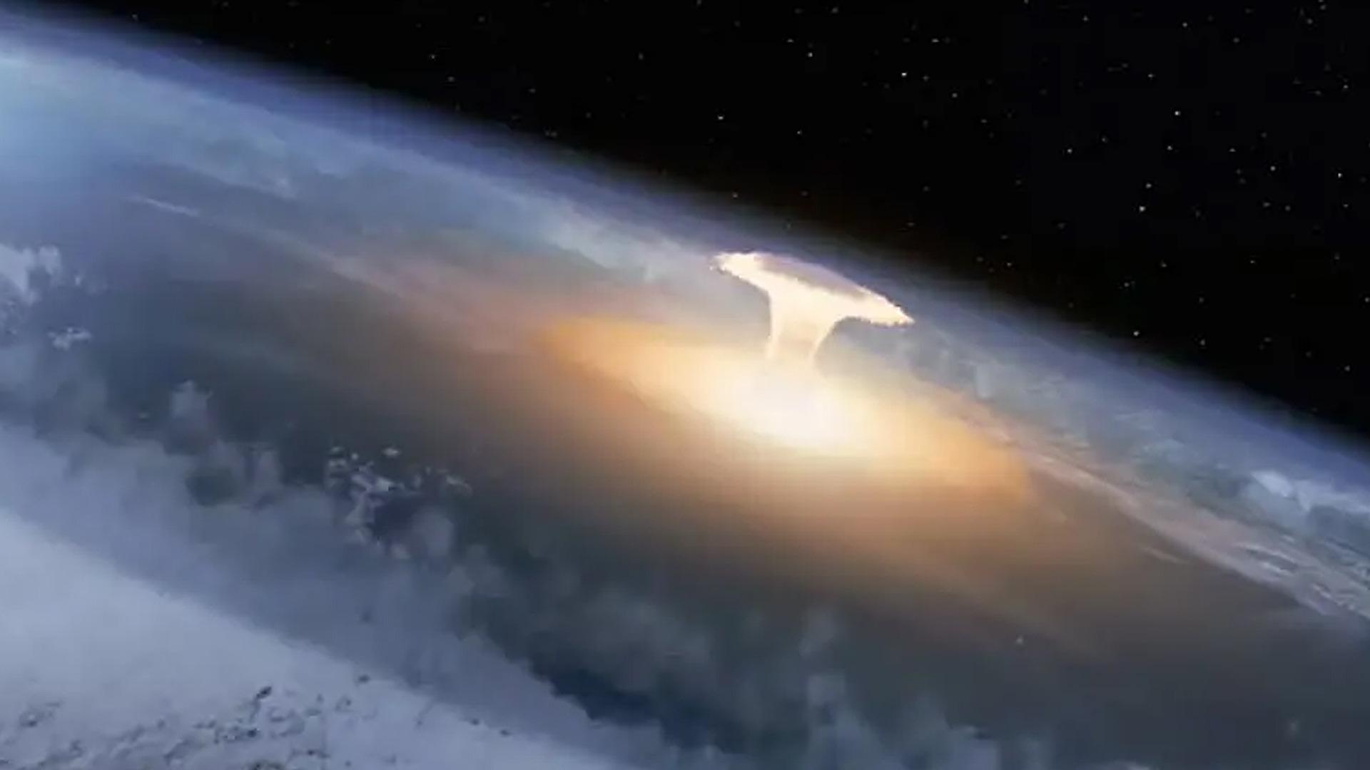 #电影迷的修养#6分钟看科幻电影《天地大冲撞》一颗小行星,竟致数百万人丧生!