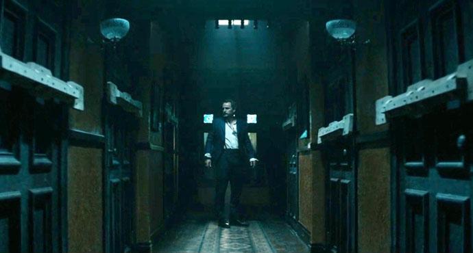 #惊悚看电影#世界上最大最恐怖的鬼屋,迷宫一样的布局,每间房都藏着特殊的鬼