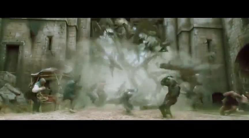 神龙,四手怪,变豹人,女巫,魔幻风暴来袭,酷炫齐登场