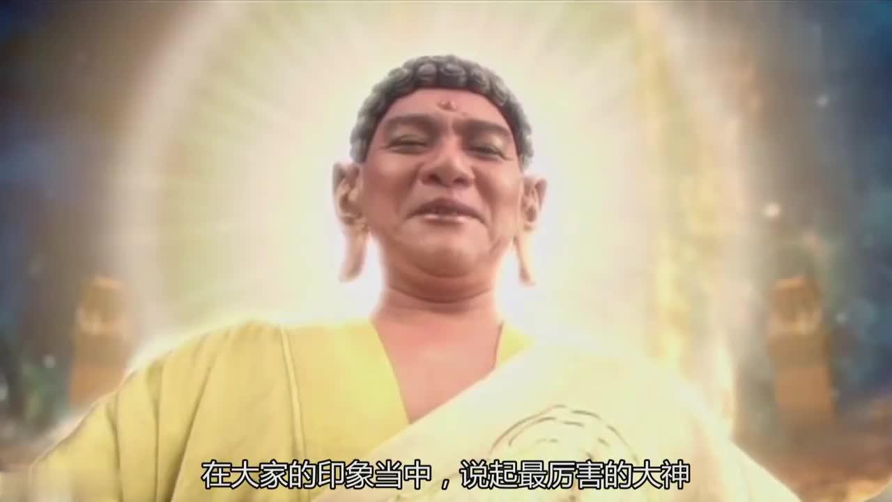 #经典看电影#唯一让佛祖惧怕的神仙是谁?不是老君,更不是燃灯,而是这位大神