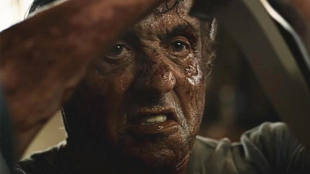 #电影最前线#《第一滴血5:最后的血》史泰龙隔11年传奇回归,兰博变追捕者