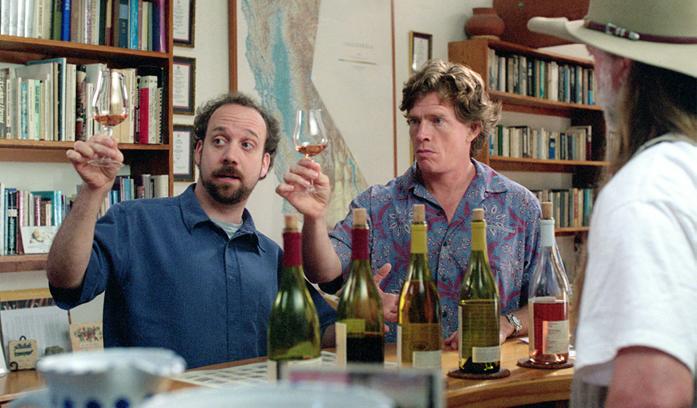 没有什么是一瓶美酒解决不了的,暖心的黑色喜剧《杯酒人生》