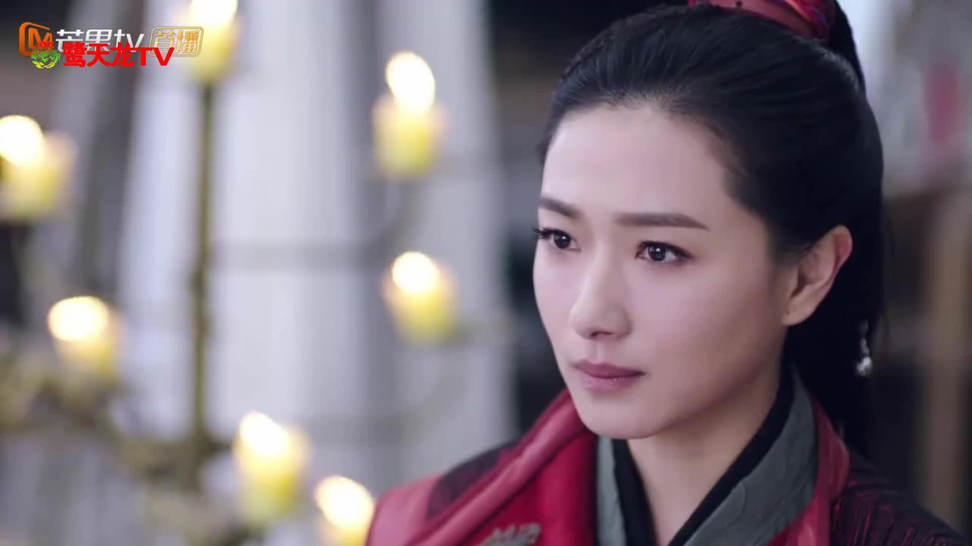 """独孤直诉衷肠""""想嫁你"""" 广平王决然拒绝不负珍珠"""