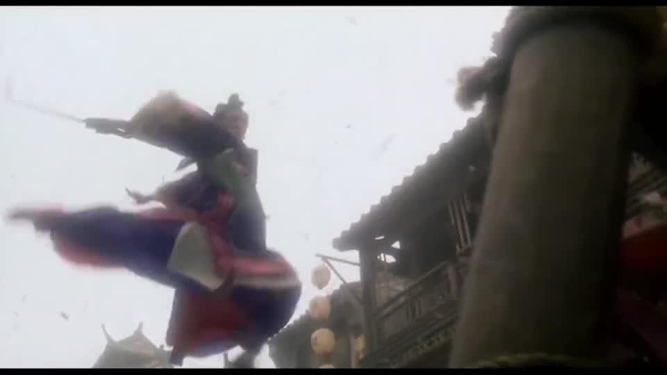 #电影迷的修养#审死官:巾帼梅艳芳身手不凡,动起手来,男人们都只能挨打!