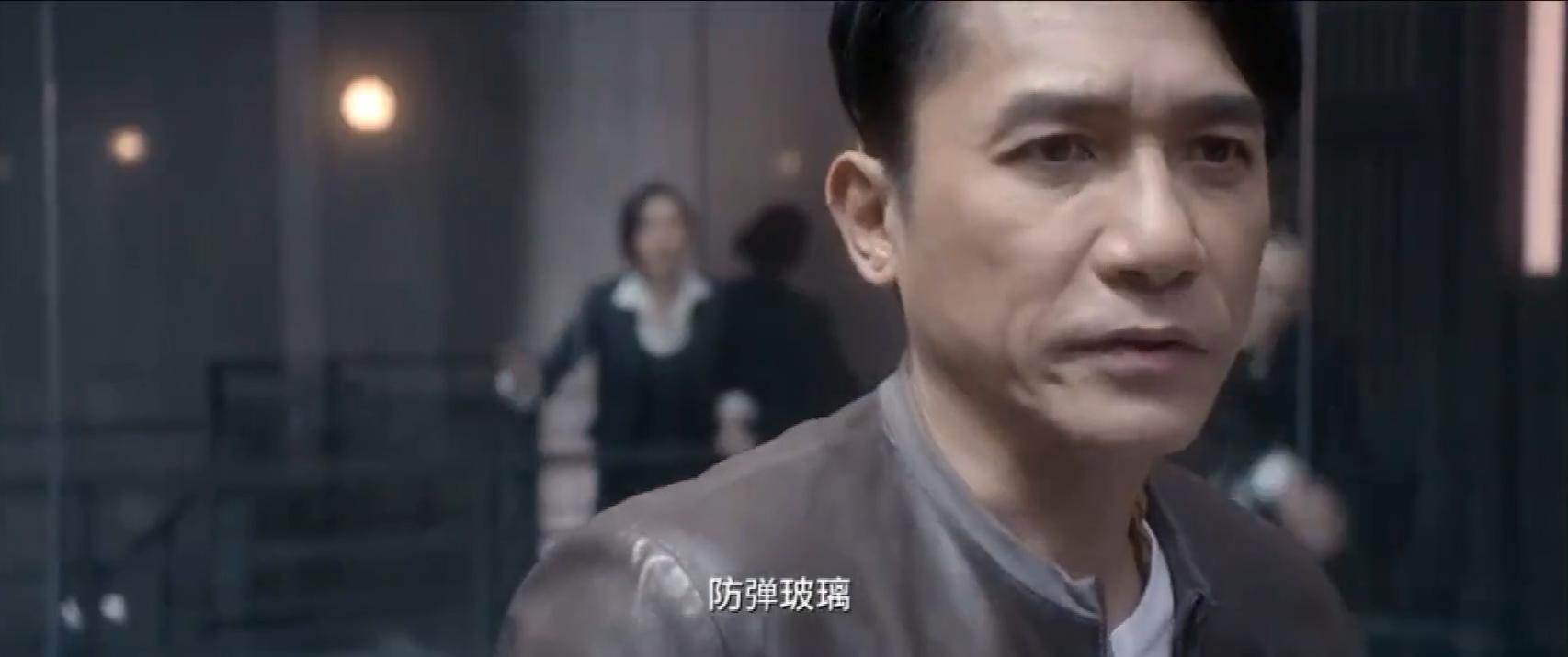 #电影片段#淡定淡定,防弹的,唐嫣!