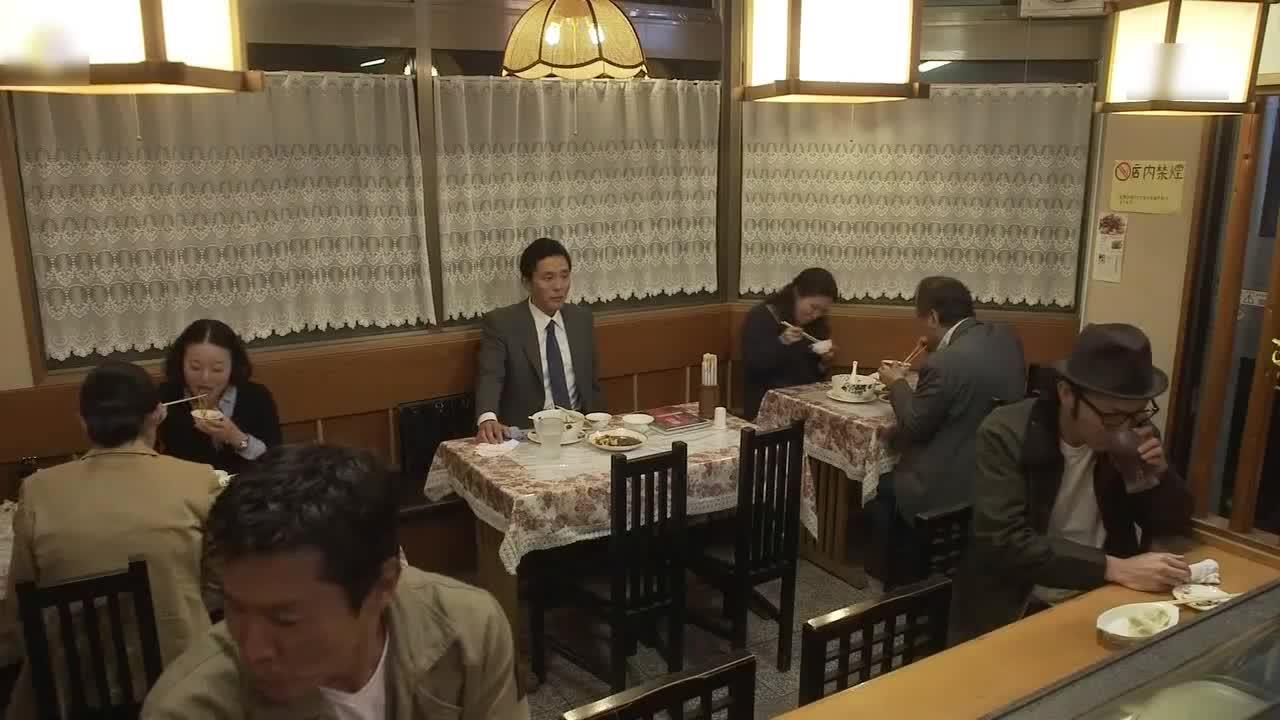 井之头五郎美食家,尝试肉酱土豆泥