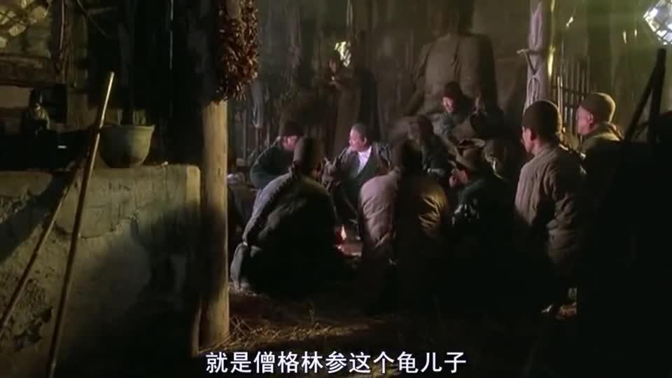 #一个电影迷得修养#《武状元苏乞儿》被忽视的一段,每句台词和动作都堪称神来之笔!