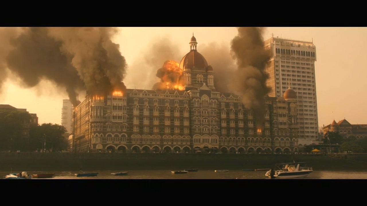 #关注我每天都有好电影#《孟买酒店》印度孟买恐袭事件改编 百余名酒店住客及员工被困
