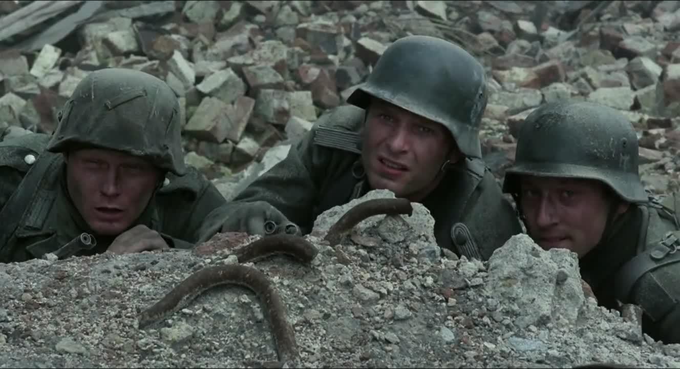 #全民打call#很不错的二战大片,看德军战斗力有多强