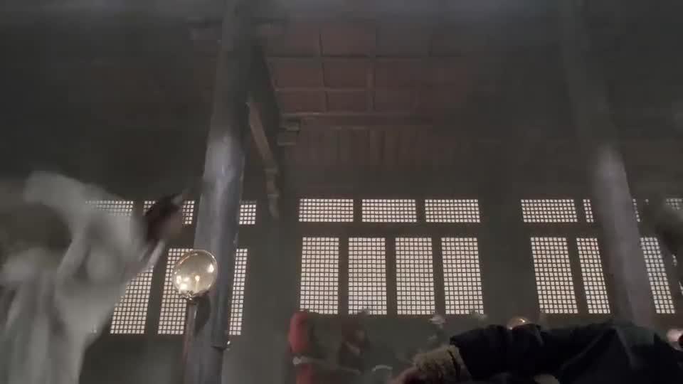 #电影迷的修养#李连杰这段徒手抓回马枪,一直被模仿从未被超越,这才是硬实力