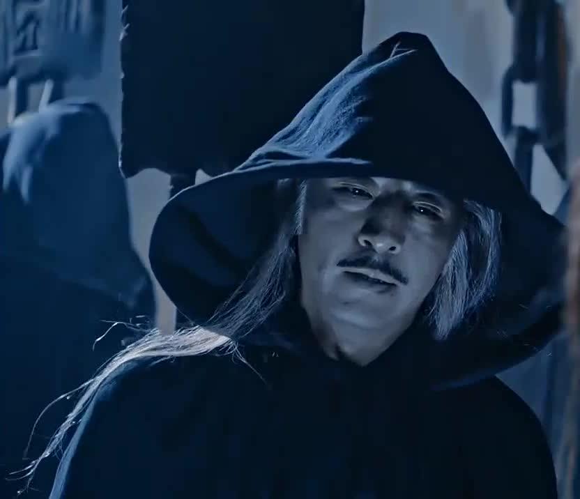#这个视频666#郭晓峰《斗破苍穹》:法犸国师对萧炎说,在魂殿的祭坛里一片漆黑