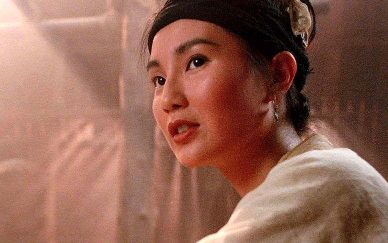 她曾经是花瓶,后来却修炼成华语电影历史上最成功的演技女神