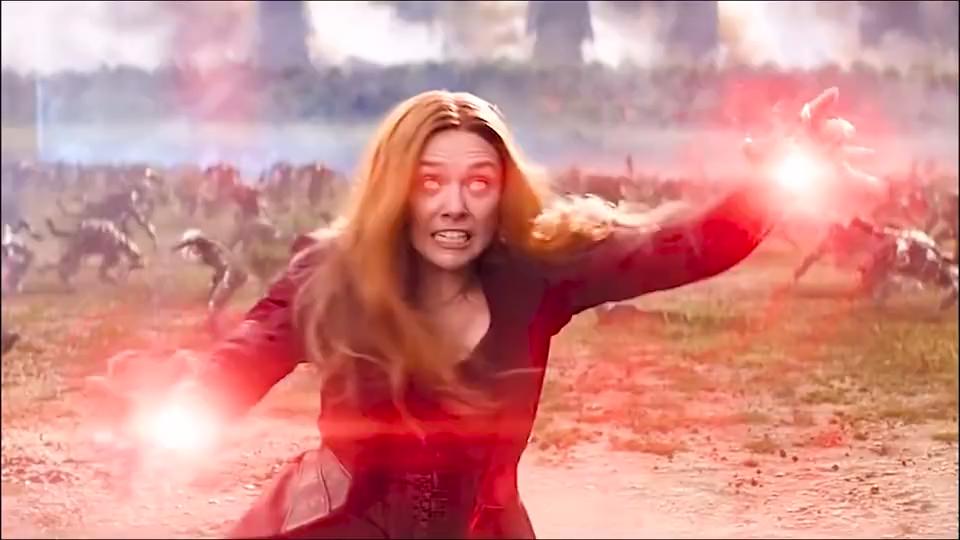 #一起看电影#女超级英雄战斗混剪,寡姐这一段简直福利