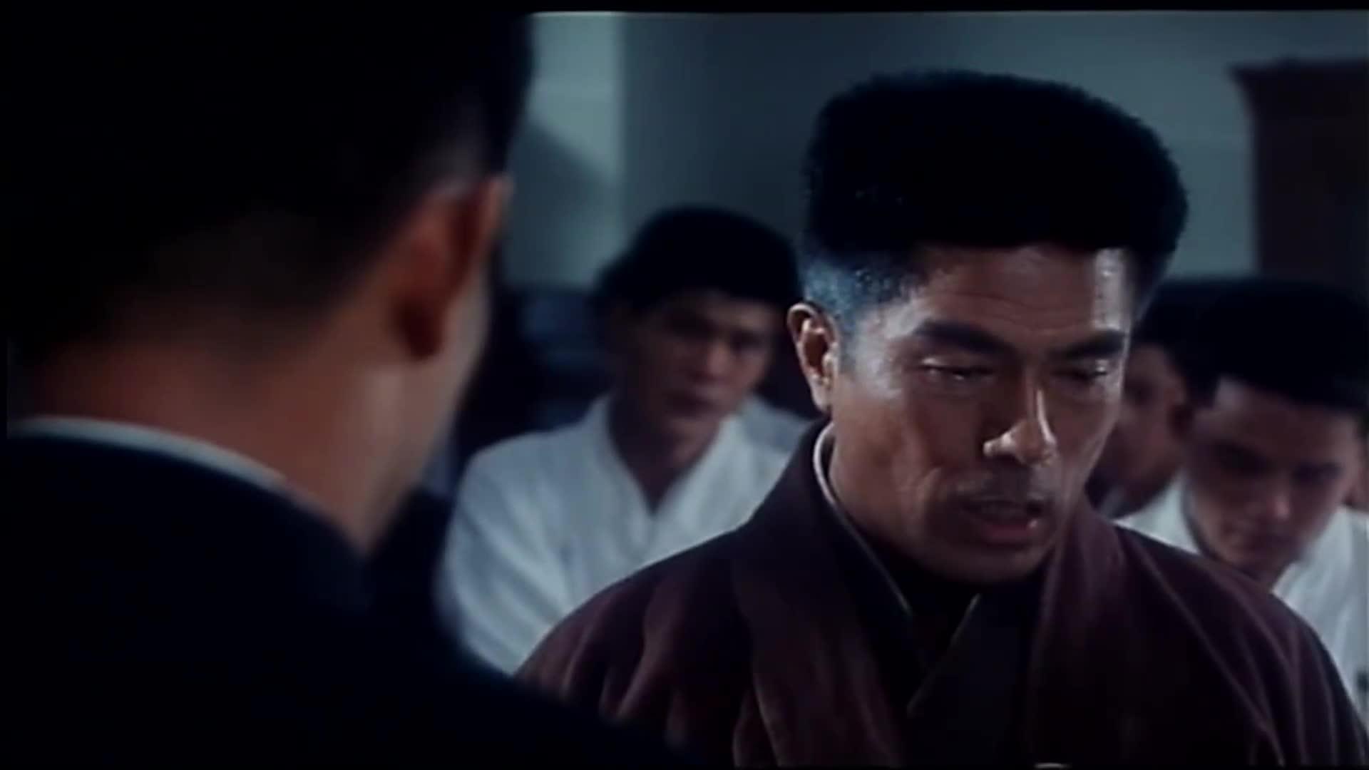#精武英雄#精武英雄:日本军国主义有多强盛?看这段电影就知道了
