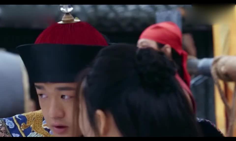#一个电影迷的修养#《欢喜密探》袁玉娥倒在牛大宝刀下!