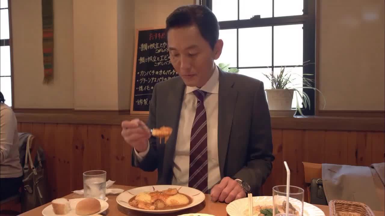 井之头五郎美食家,无法形容的美味