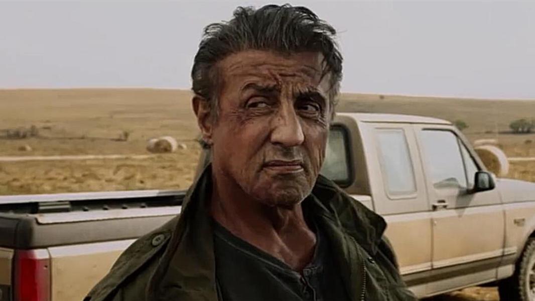 #电影最前线#《第一滴血5:最后的血》72岁的史泰龙强势回归,追捕杀人机器