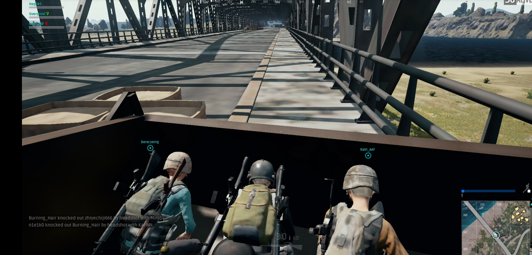 《绝地大堵桥》教你堵桥的正确方式,怕是韦神遇到都要GG