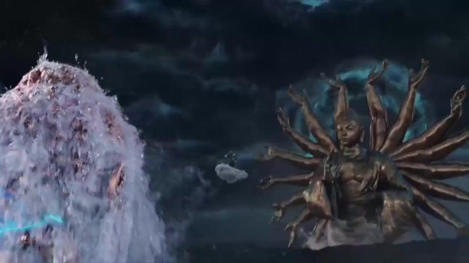 #影视烩#《西游伏妖篇》堪称国内特效最强电影,三个如来登场,场面爆燃