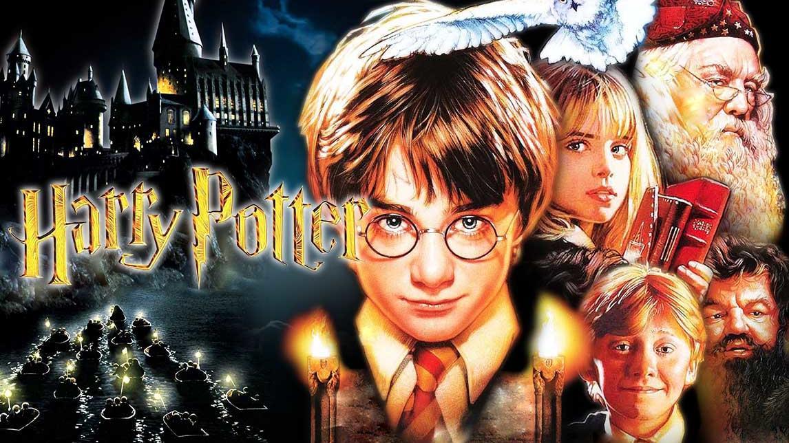 #电影片段#【文曰小强】纪念我们永远的魔法世界《哈利·波特与魔法石》