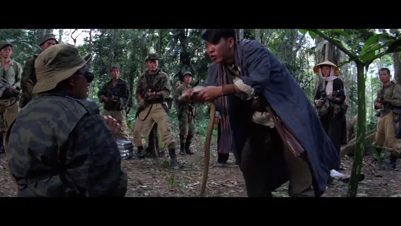 #经典看电影#导演,这条蛇是你放在这里的吗