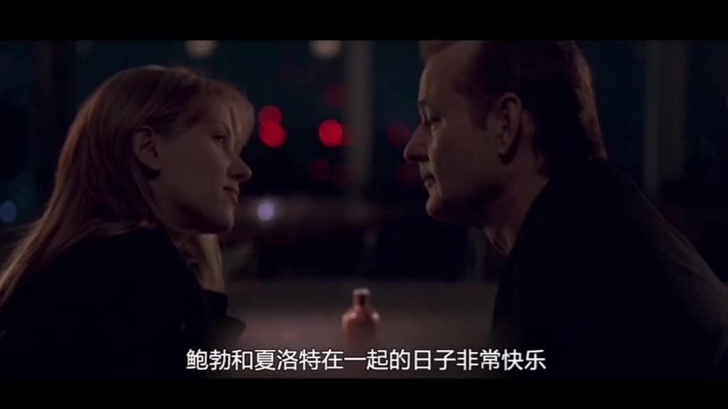 #影视#《迷失东京》女神斯嘉丽竟下海东京,要说暧昧我只服她