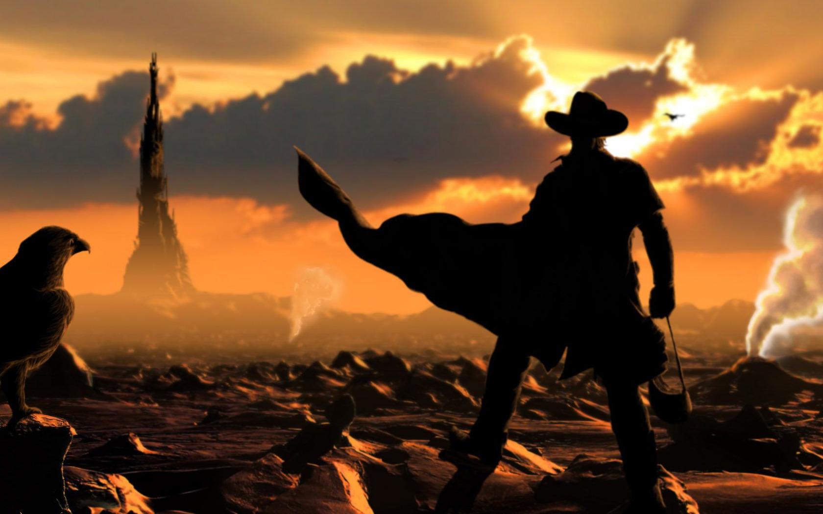 #经典看电影#史上最骚气的电影片段盘点之《黑暗塔 》!