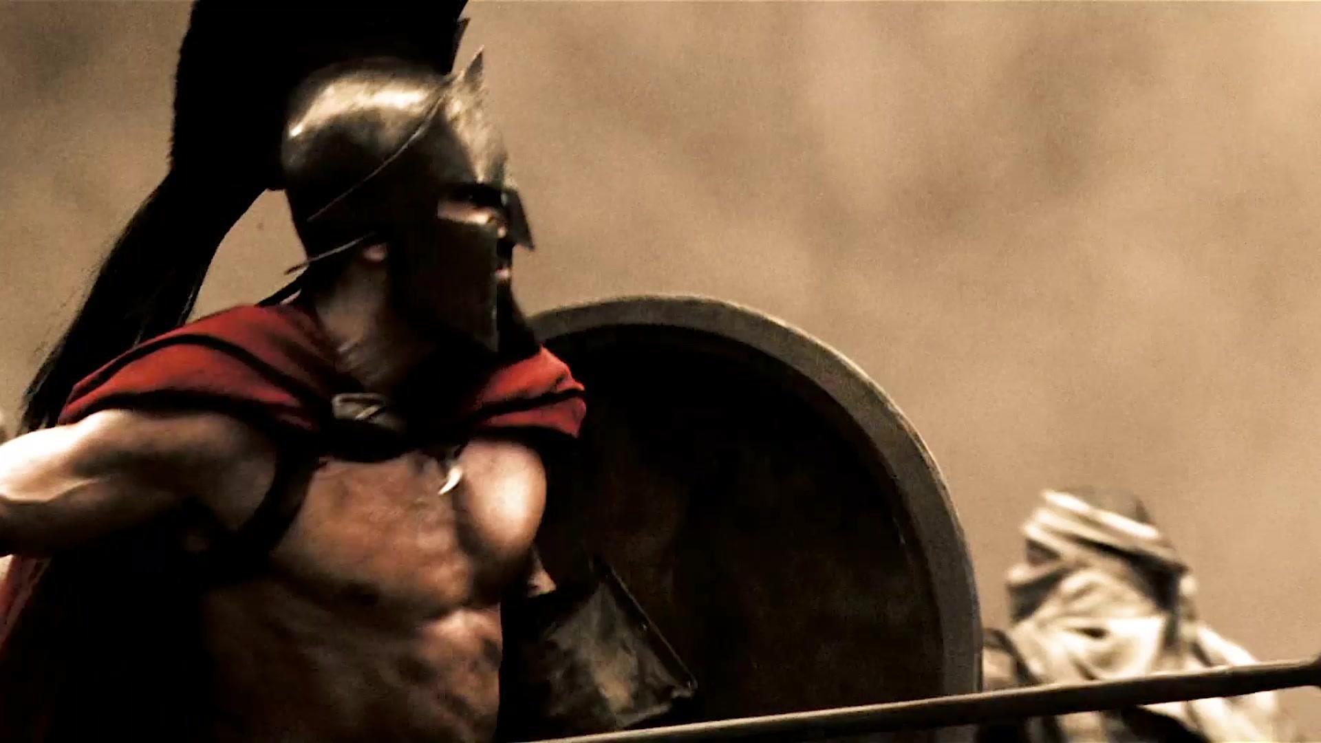 #电影迷的修养#《斯巴达300勇士》4K高清60帧视频剪辑欣赏
